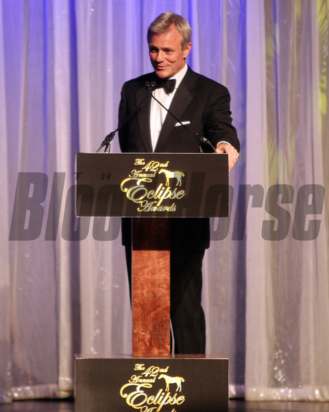 John Hartig DRF, 2013 Eclipse Awards at Gulfstream Park, FL<br /> <br /> Photos by Z