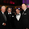 Frank Stronach, Gene Stevens, Tim Ritvo and John Marshall of Calder Park,  2013 Eclipse Awards at Gulfstream Park, FL<br /> <br /> Photos by Z