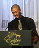 Brian Hernandez presents apprentice jockey award to Victor Carrasco , 2013 Eclipse winners