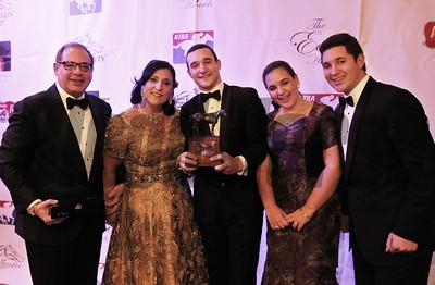 Ahmed Zayat, American Pharaoh  Champion 2 year old male,  2014 Eclipse Awards