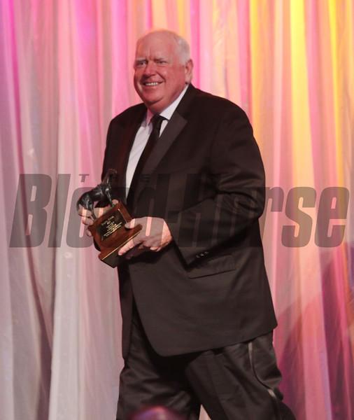 Tom Durkin, Award of Merit,  2014 Eclipse Awards