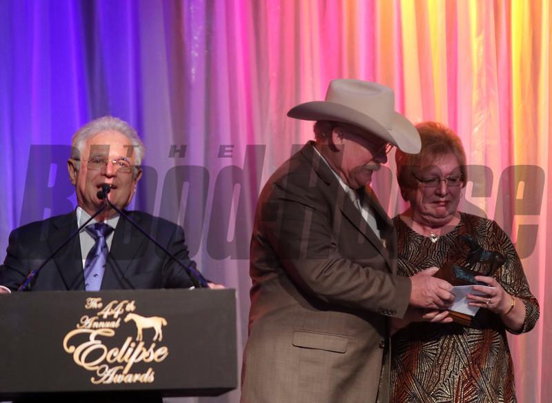 Art Sherman, 2014 Eclipse Awards