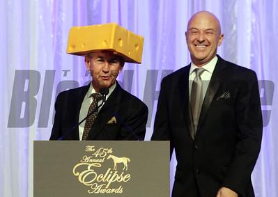 Jerry Bailey, Randy Moss, 2015 Eclipse Awards