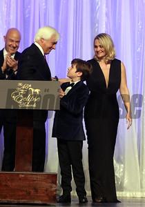 Bob Baffert, 2015 Trainer of the Year, 2015 Eclipse Awards