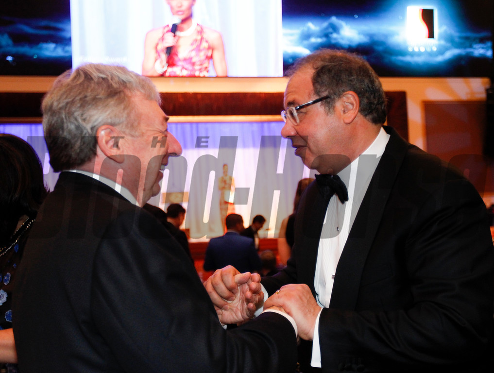 John Paul Reddam, Ahmed Zayat, 2015 Eclipse Awards