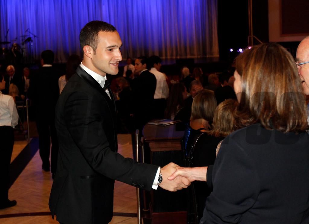 Justin Zayat, 2015 Eclipse Awards