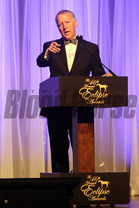 Bill Thomason at the 46th annual Eclipse Awards, at Gulfstream Park, 2017