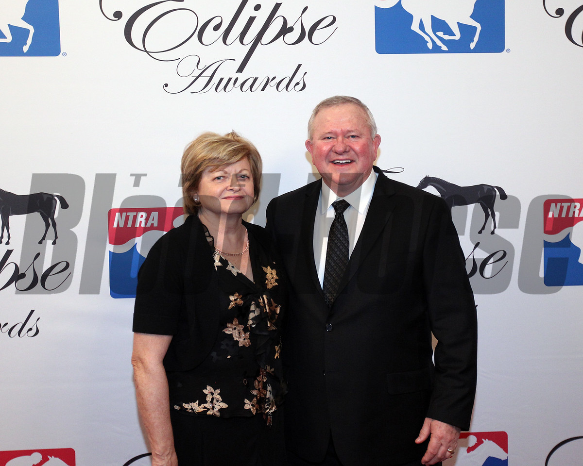 Mr,Mrs. Ben Glass, Eclipse Awards, 2018 , Gulfstream Park