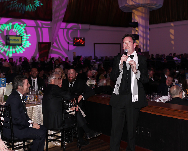 Nick Luck, Eclipse Awards, 2018 , Gulfstream Park