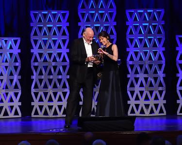 Jack Wolf and Jeanine Edwards enjoy the moment credit Leslie Martin