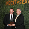 Left, Mike Penna, HRRN, 2019 Eclipse Awards at Gulfstream Park, Fort Lauderdale Fl held January 23, 2020