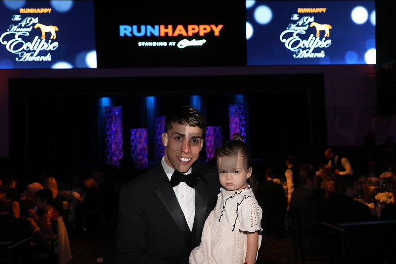 Irad Ortiz Jr., 2019 Eclipse Awards at Gulfstream Park, Fort Lauderdale Fl held January 23, 2020
