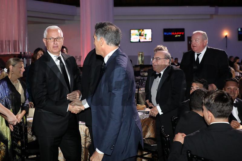 Todd Pletcher, Vinnie Viola, Older Dirt Male, 2019 Eclipse Awards at Gulfstream Park, Fort Lauderdale Fl held January 23, 2020