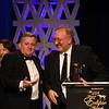 Left-Right, Bill Lawrence, Seth Klarman, 2019 Eclipse Awards at Gulfstream Park, Fort Lauderdale Fl held January 23, 2020