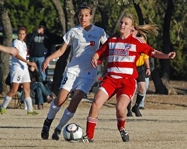 FC Dallas Game 02.12.11