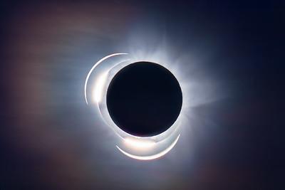 Total Solar Eclipse Composite v2 (2012 Australia)