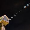 """Fallen Star, Eclipsed Moon"""