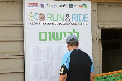 ECO RUN & RIDE 2013