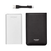 5000 mAh Battery 99-071-BLK LEATHER CASE COMES WITH BOND
