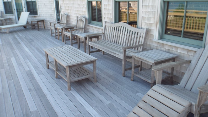 Deck with Furniture (After)