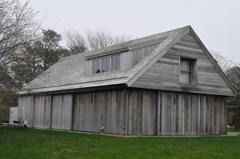 [AFTER] Red Cedar Barn