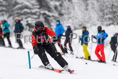 Mont-Tremblant, QC - March 3 -  Club Performance B at Tremblant on the Nansen pitch, (Photo par: Gary Yee)