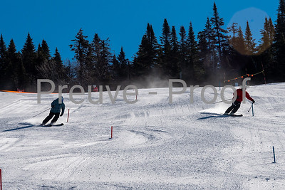 Mont-Tremblant, QC - March 19 -  Club Du Sommet at Tremblant, (Photo par: Gary Yee)
