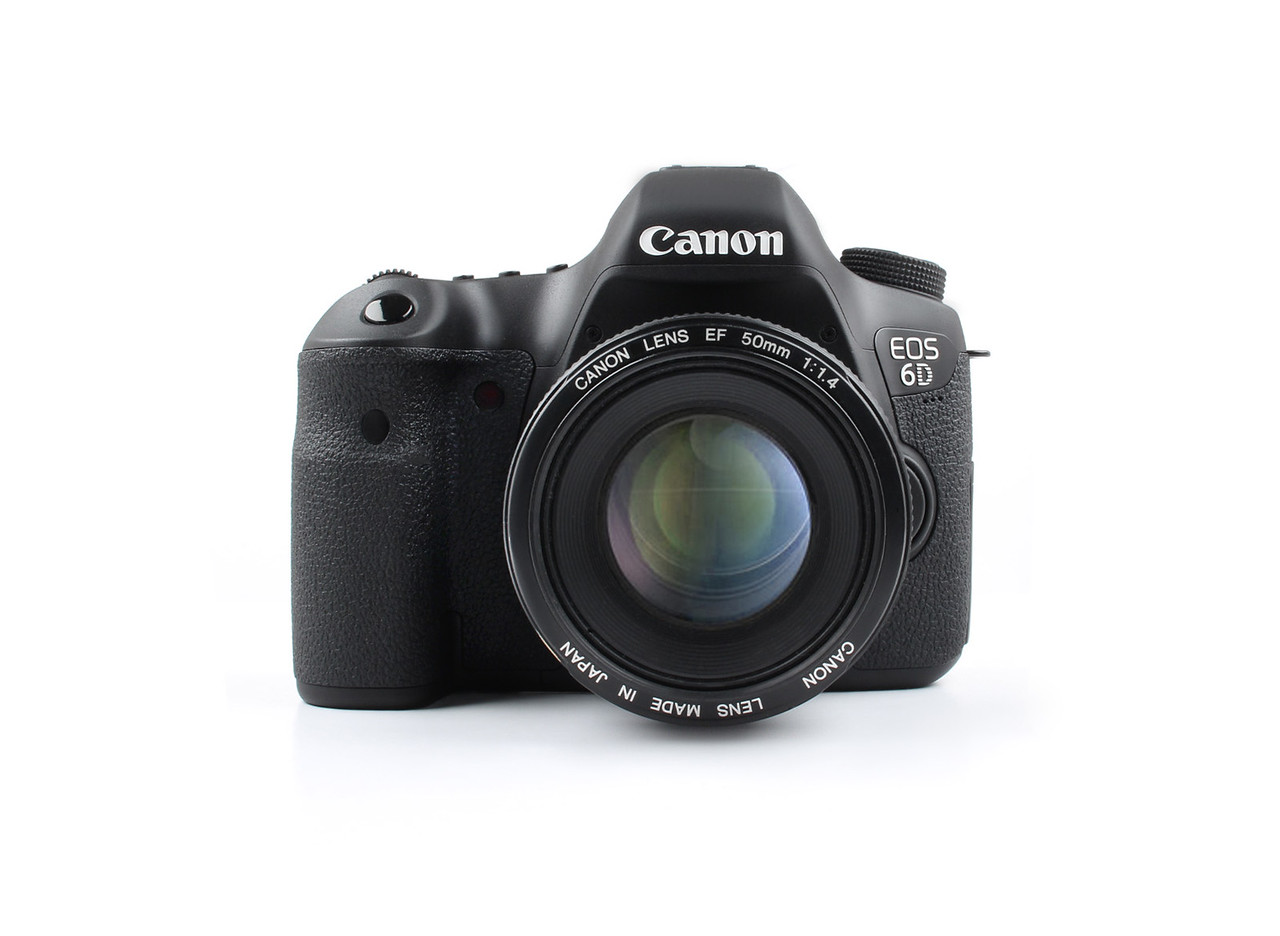 Ecommerce photography: Canon EOS 6D
