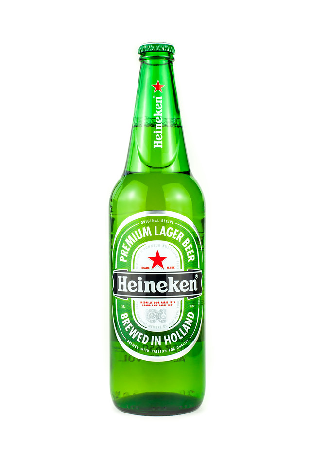 Product photography: Heineken