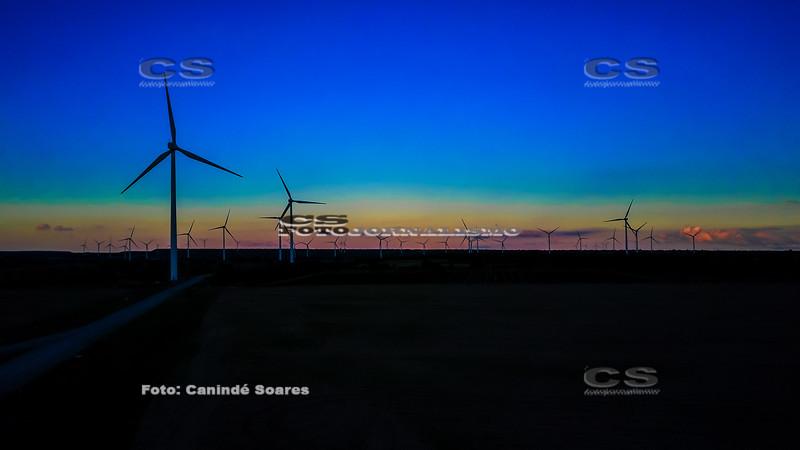 Parque eólico Calangos