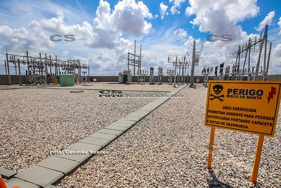Subestação elétrica