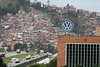 Union workers at the São Bernardo do Campo Volkswagen factory assemble between shifts, Sept 4, 2006. The workers voted to end the week-long stike after VW agreed to suspend plans for job cuts. The union called the strike after VW announced 1,800 layoffs as part of a plan to cut about 6,000 jobs in Brazil. About 12,000 people are employed by VW at the plant, also known as Anchieta, which makes 960 vehicles a day including the Fox and the iconic VW Kombi. The German firm employs 21,000 people in Brazil overall at five plants. (Douglas Engle/Australfoto)