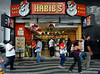 Habib's store, Rio de Janeiro, Brazil, september 9, 2009. (AustralFoto/Renzo Gostoli)