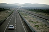 The Monterrey (Mexico) - Laredo (Texas) toll road in northern Mexico. (Australfoto/Douglas Engle)