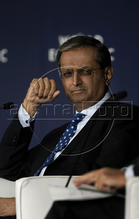 Vikram Pandit, CEO, Citi, USA participates at World Economic Forum, Rio de Janeiro, Brazil, April 29, 2011. (Austral Foto/Renzo Gostoli)