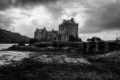 Eilean Donan Castle - @d.gontier