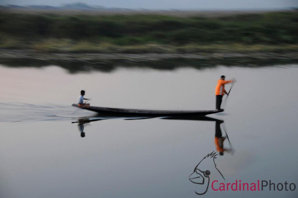 Inle Lake Area, Shan State, Myanmar (Burma), Southeast Asia 1/ 3s, at f/5.6    E.Comp:0    60mm    WB: AUTO 0.    ISO: 800    Tone:     Sharp:     Camera: NIKON D300on: 2009:01:13 18:00:00
