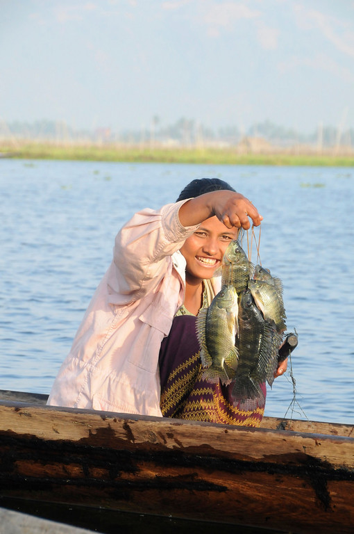 Inle Lake Area, Shan State, Myanmar (Burma), Southeast Asia 1/ 350s, at f/13    E.Comp:-6 / 6    120mm    WB: AUTO 0.    ISO: 800    Tone:     Sharp:     Camera: NIKON D300on: 2009:01:14 08:00:25