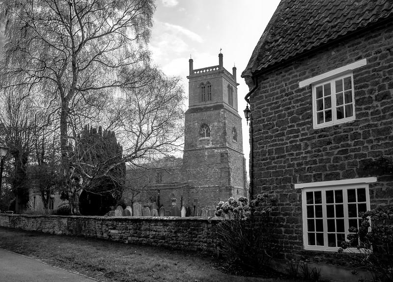 Church of Saint Mary Magdalene, Church Way, Ecton, Northamptonshire