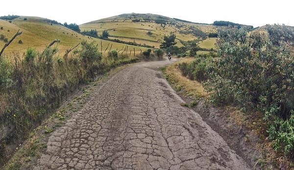 landscapes, dry but still green