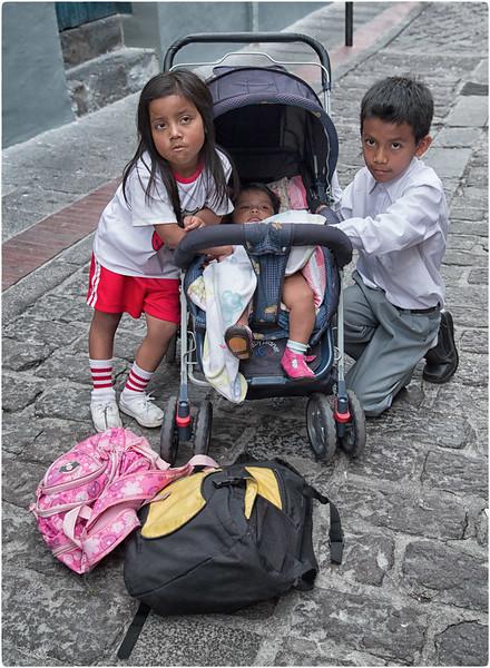 Kids, Quito