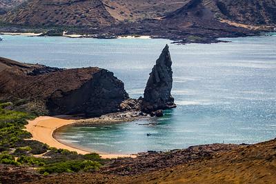 Bartolome Island