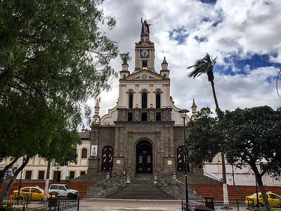 Church in Cotacachi