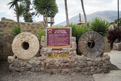 Equator in Ecuador