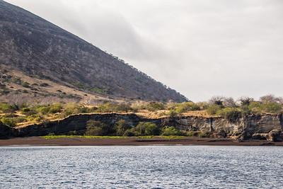 Santiago Island - Egas Port