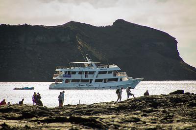 Sullivan Bay/ Santiago Island\