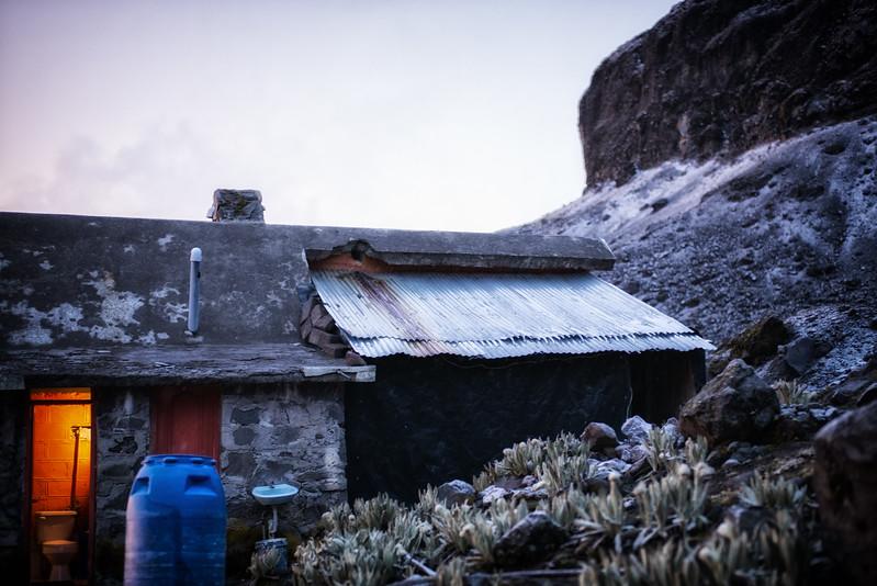 Refugio at Dawn