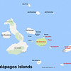 Galápagos Islands Map