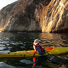 Ken's sunrise sea kayaking adventure