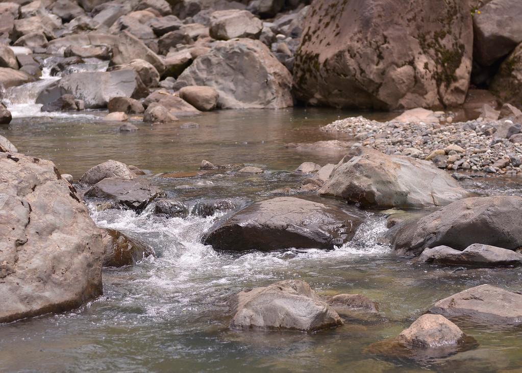 3/8/16 - The Chan Chan River.